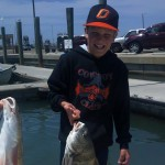 Another successful Port Aransas fishing trip