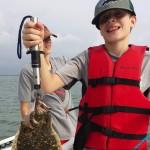It's a flounder!