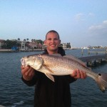 Captain Brian can take you on your biggest fishing trip yet!